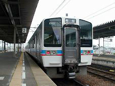 JR四国 6000形