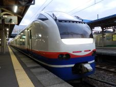 JR東日本 E653系1100番台 「しらゆき他」