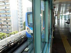 大阪メトロ(旧大阪市交通局) 200系(ニュートラム南港ポートタウン線)