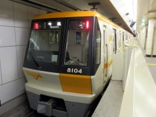 大阪メトロ(旧大阪市交通局) 80形(今里筋線)